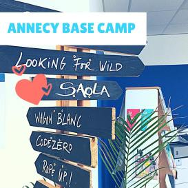 saola Annecy base camp