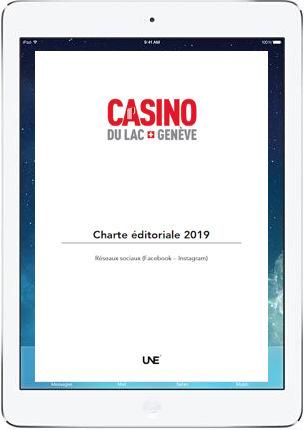 charte editoriale casino
