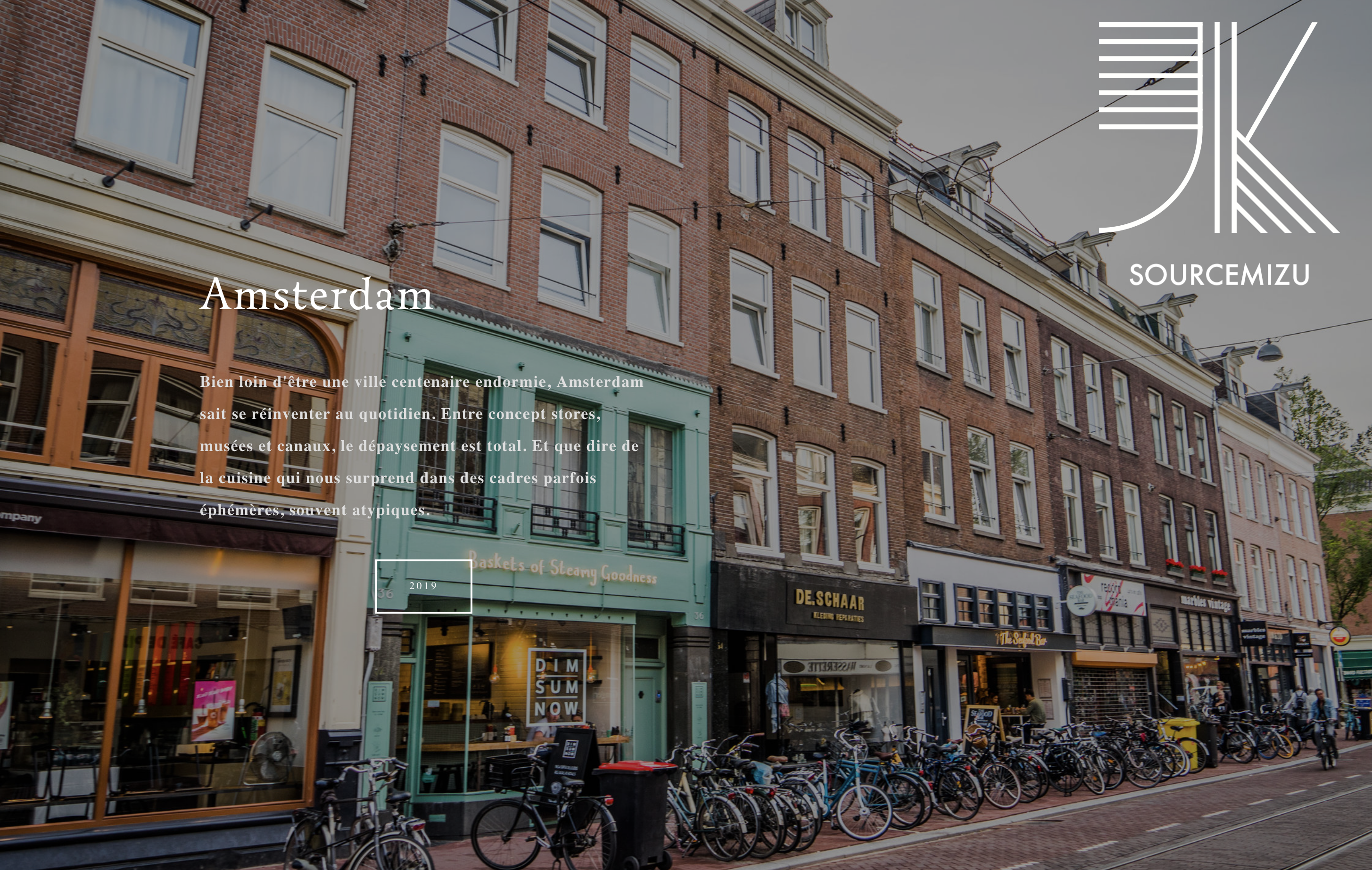 Redaction livre Amsterdam
