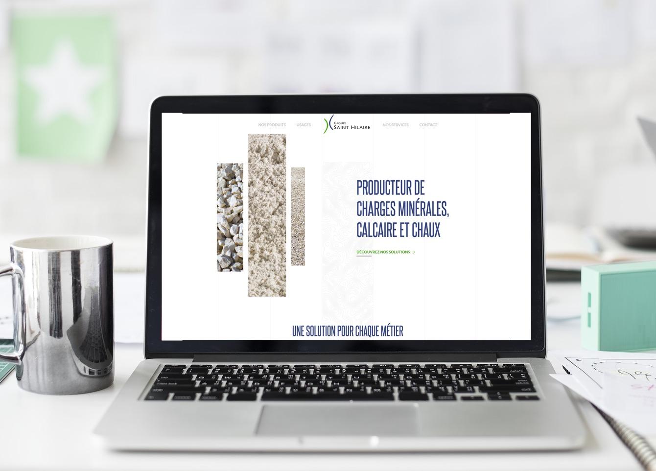 Saint Hilaire site web