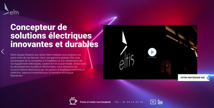 Site Eltis